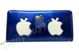 Apple blue ladies Wallet - Dailybuyys