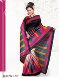Multi Colour3 Banarasi Silk Sarees