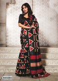 Black Art Silk Sarees