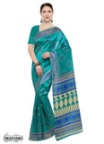 Blue, Green Art Silk Sarees