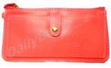 pink matte finish ladies Wallet