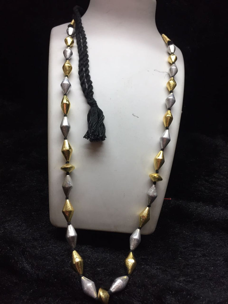 Dholki Long 2 Necklace