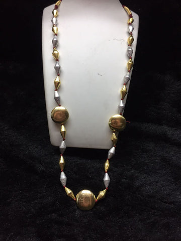 Dholki Long 4 Necklace