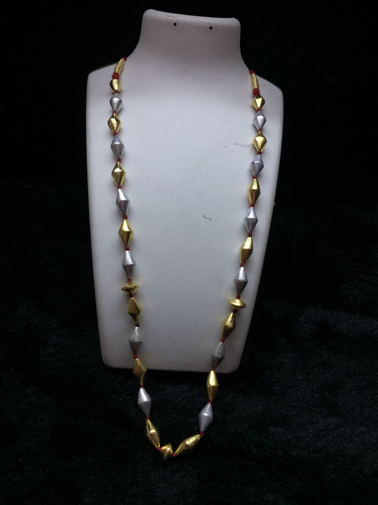 Dholki 5 Long Necklace