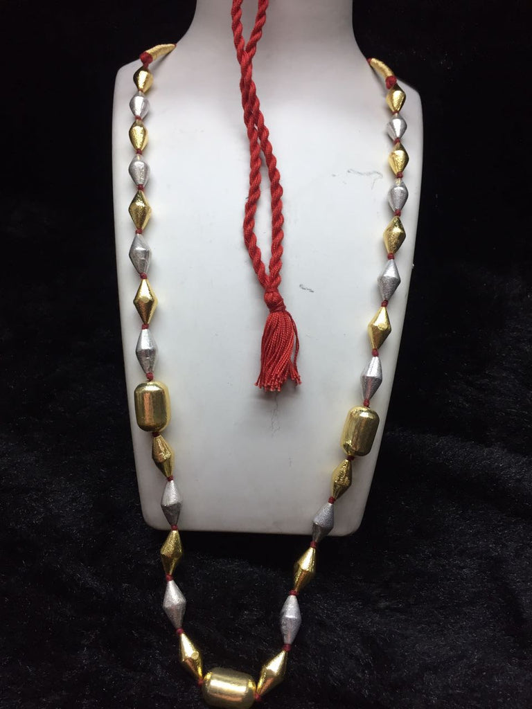 Dholki Long 6 Necklace