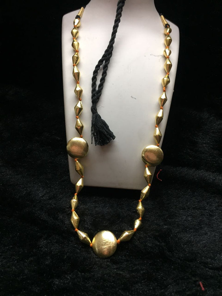 Dholki Long 7 Necklace