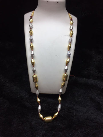 Dholki Long 8 Necklace