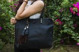 Black Bag In Bag Totes - Dailybuyys
