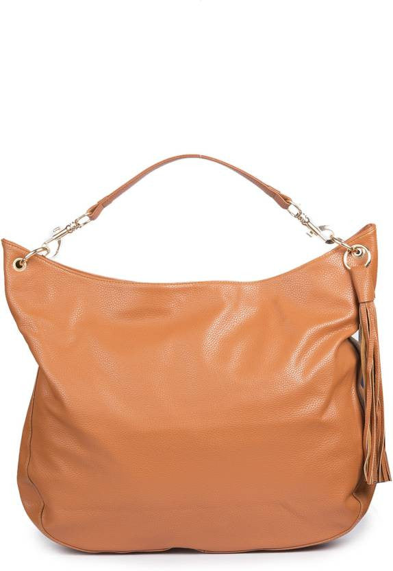 Brown Big Hobo Totes