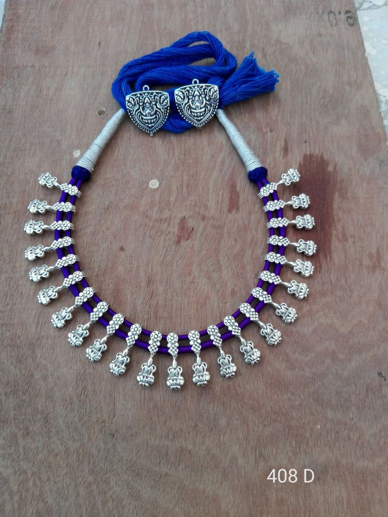 Design Kolhapuri Necklace
