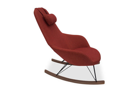 Ingrid Rocking Chair (Red)