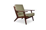 Marley Lounge Chair (Pistachio)