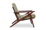 Hendrix Lounge Chair (Pistachio)
