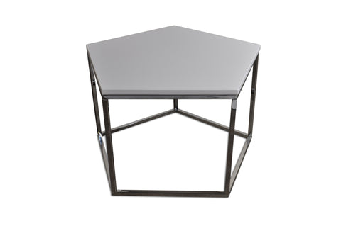 Penta Coffee Table (Chrome) - TB3 Home