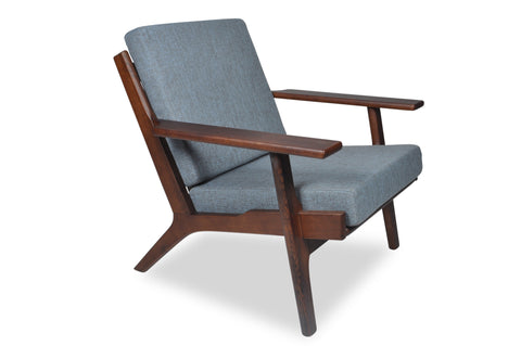 Olson Lounge Chair (Earth Grey)