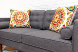 Kirby Loveseat Sofa (Seaside Grey) - TB3 Home
