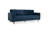 Daphne Sofa (Emerald Green Velvet) - TB3 Home