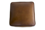 Sislo Modern Leather Puff - TB3 Home