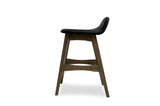"Sede Bar Stool 29"" (Black - Set of 2) - TB3 Home"