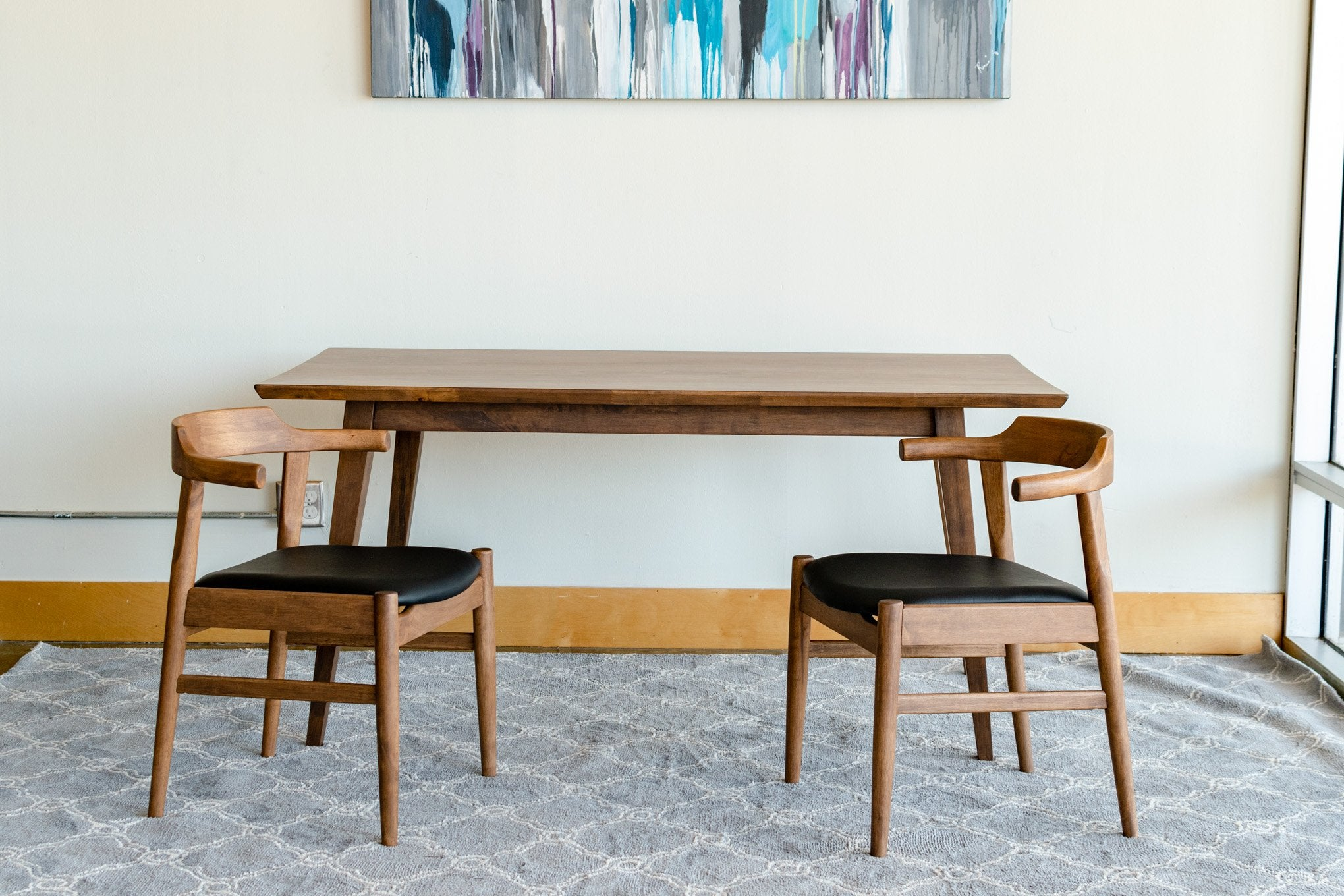 Image of: Zola Dining Chair Mid Century Modern Furniture Furniture Houston Ashcroftimports Com