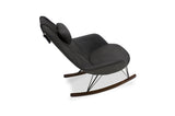 Ingrid Rocking Chair (Cowboy Grey) - TB3 Home