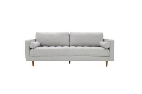Daphne Sofa (Light Grey) - TB3 Home