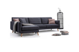 Bellaire Sectional Sofa (Left Facing Chaise) - TB3 Home
