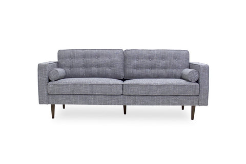 Kirby Sofa (Pebble Grey) - TB3 Home