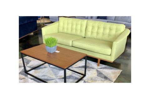 Liva Sofa (Lime Linen) - TB3 Home