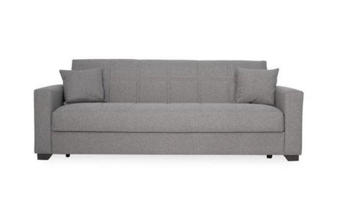Boston Sleeper Sofa (Light Grey) - TB3 Home