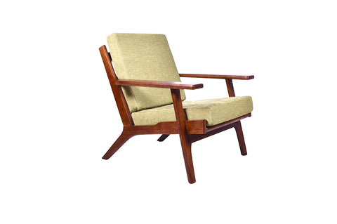 Olson Lounge Chair (Pistachio) - TB3 Home