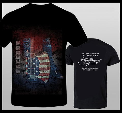 Gene Simmons AXE Freedom T-Shirt
