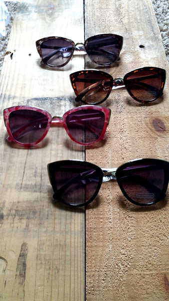 """The Cat's Meow"" Sunglasses"