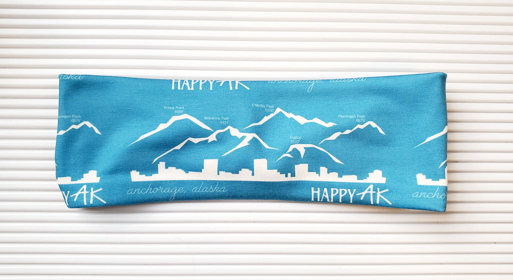 Anchorage Mountain Headband