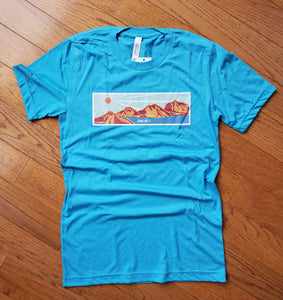 Cook Inlet Tshirt - Headband Happy AK