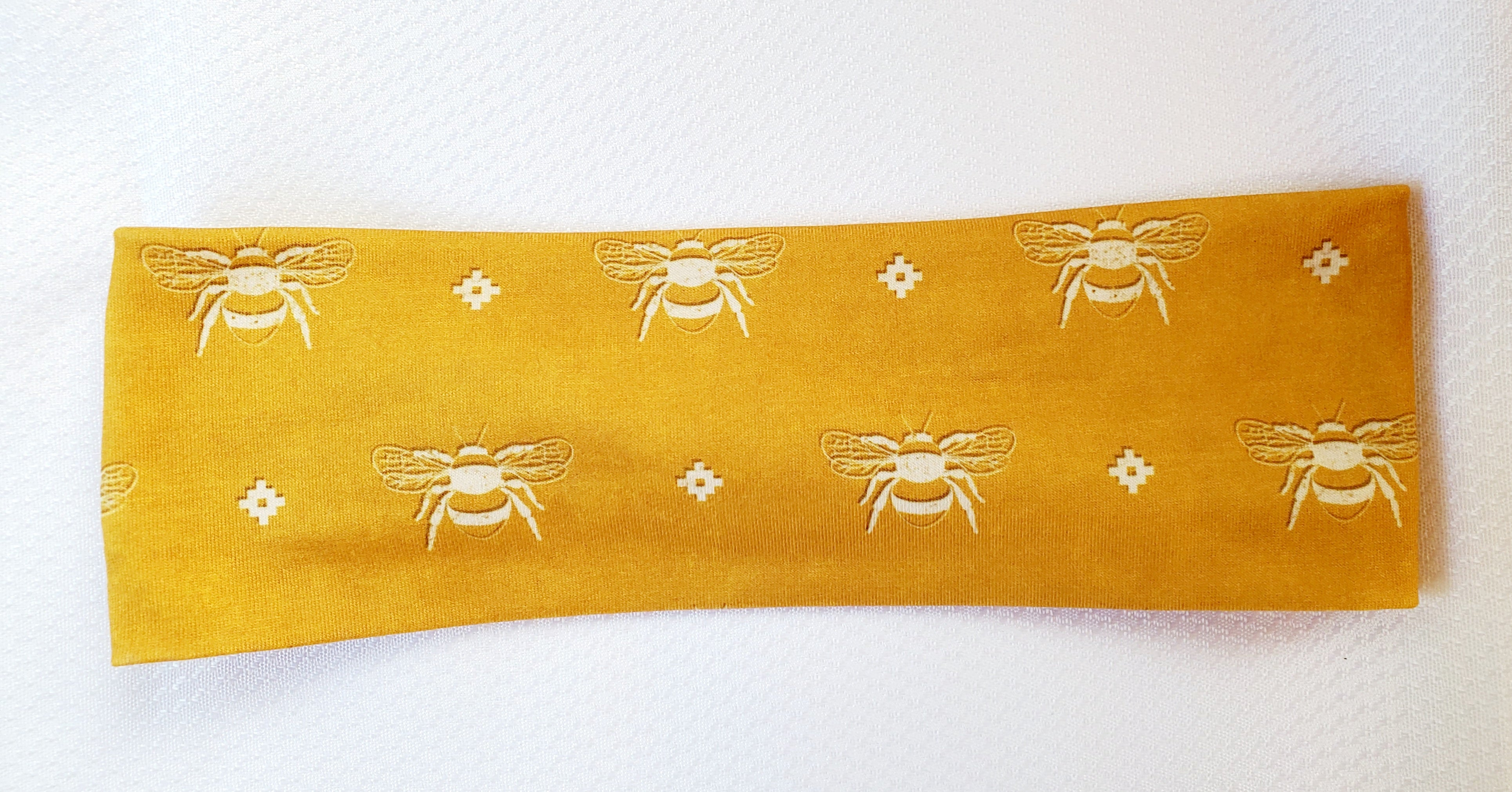 Retro Bees - Headband Happy AK