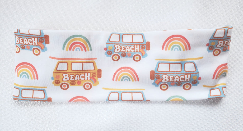 Beach VW - Headband Happy AK