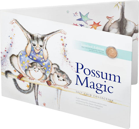 Possum Magic 2017 Coin Collection