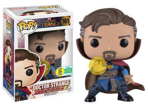 Doctor Strange - Doctor Strange with Rune SDCC Pop! Vinyl