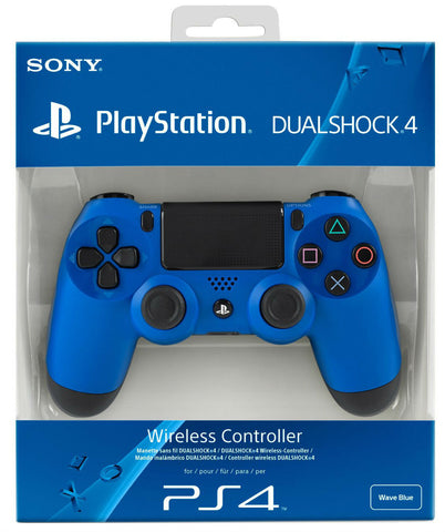 PS4 Dualshock 4 - Wave Blue