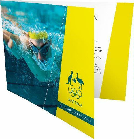 2016 Rio Olympic Games $2 Coin Folder