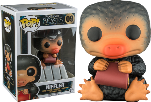 Fantastic Beasts - Niffler with Red Purse Pop! Vinyl