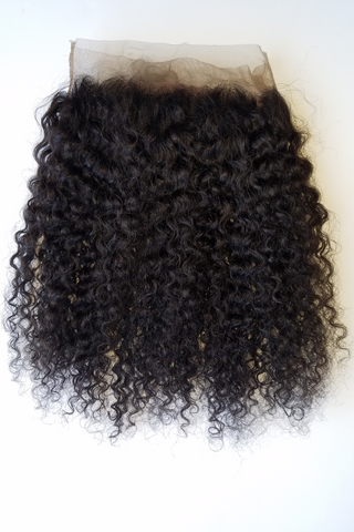 Mongolian Curly 360 Frontal