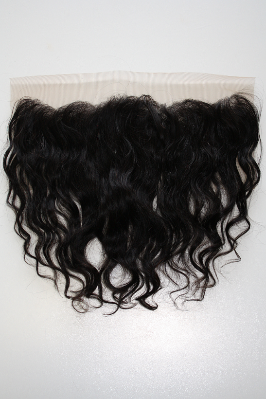 Brazilian Body Wave Frontal Closure - Front