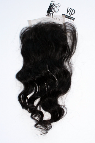 Malaysian Loose Wave Lace Closure - Front