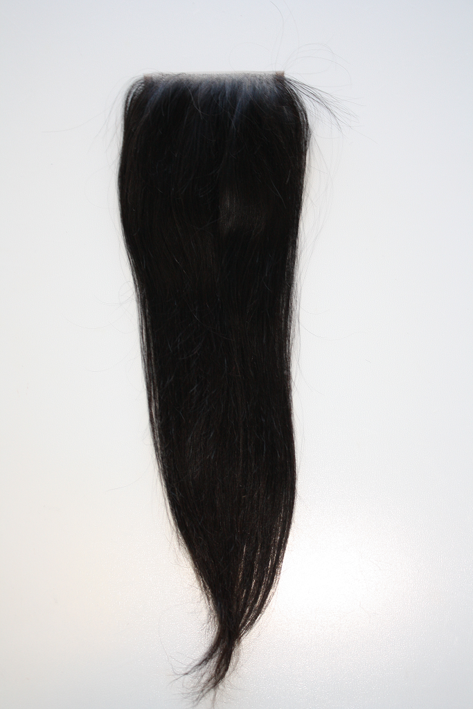Malaysian Natural Straight Lace Closure-front