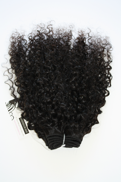 Mongolian Curly Weft - Platinum Line