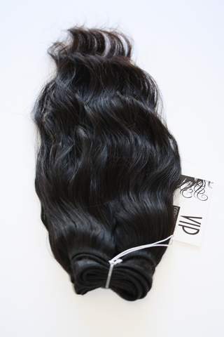Malaysian Loose Wave Weft - Platinum Line