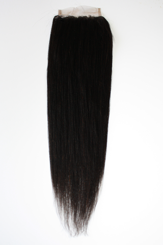 Malaysian Light Yaki Lace Closure
