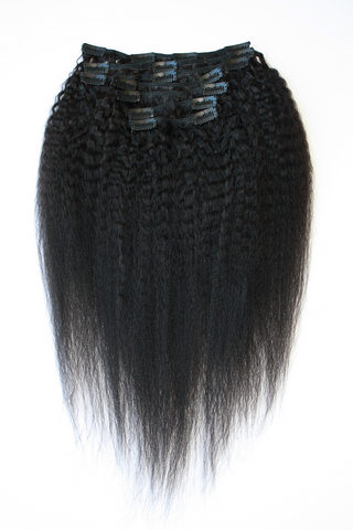 Brazilian Coarse Yaki Clip in Extensions